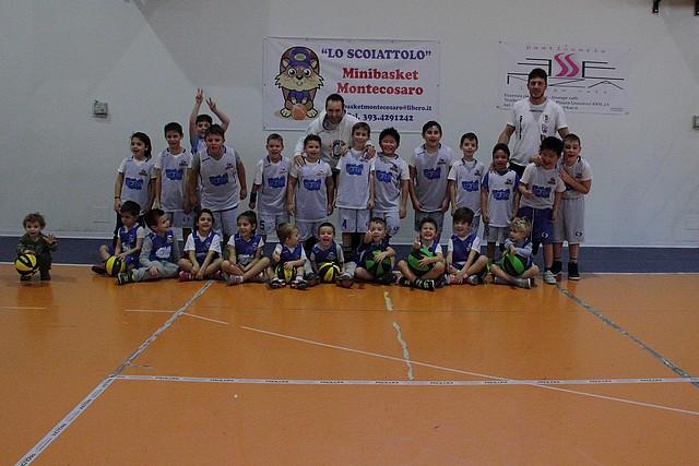 Centro minibasket Montecosaro
